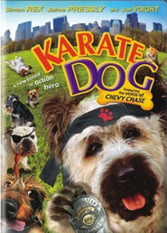 The Karate Dog - movie with Gary Chalk.