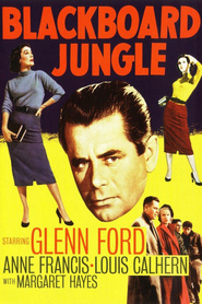 Blackboard Jungle - movie with Louis Calhern.