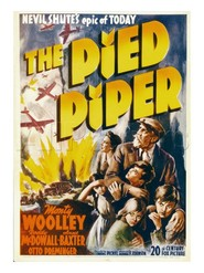 The Pied Piper - movie with Roddy McDowall.