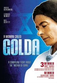 A Woman Called Golda - movie with Ingrid Bergman.