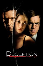 Deception - movie with Hugh Jackman.
