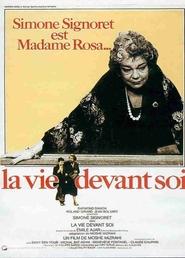 La vie devant soi is the best movie in Simone Signoret filmography.