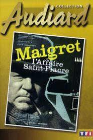 Maigret et l'affaire Saint-Fiacre is the best movie in Michel Auclair filmography.