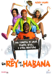 Un rey en La Habana - movie with Manuel Manquina.