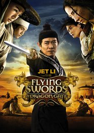 The Flying Swords of Dragon Gate - movie with Chen Kun.