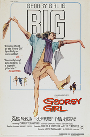 Georgy Girl - movie with Charlotte Rampling.