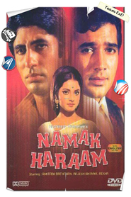 Namak Haraam is the best movie in A.K. Hangal filmography.