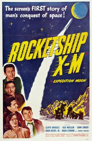 Rocketship X-M - movie with Osa Massen.