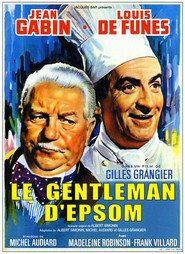 Le gentleman d'Epsom is the best movie in Jean Lefebvre filmography.