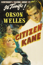 Citizen Kane - movie with Agnes Moorehead.