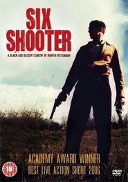 Six Shooter is the best movie in Domhnall Gleeson filmography.