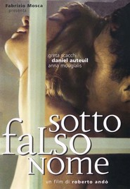 Sotto falso nome - movie with Michael Lonsdale.