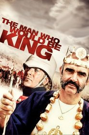 The Man Who Would Be King - movie with Michael Caine.