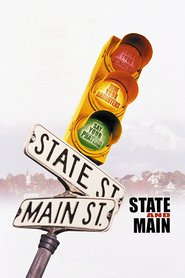 State and Main - movie with Alec Baldwin.