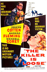 The Killer Is Loose is the best movie in Michael Pate filmography.