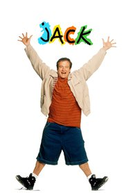 Jack - movie with Robin Williams.