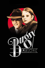 Bugsy Malone - movie with Jodie Foster.