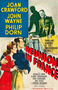 Reunion in France is the best movie in J. Edward Bromberg filmography.