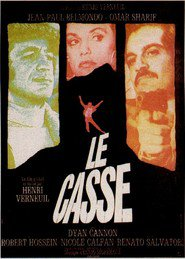 Le casse is the best movie in Jean-Paul Belmondo filmography.