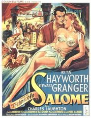 Salome is the best movie in Judith Anderson filmography.