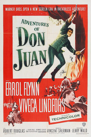 Adventures of Don Juan - movie with Ann Rutherford.