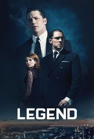Legend - movie with Tom Hardy.