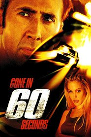 Gone in Sixty Seconds - movie with Angelina Jolie.
