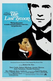 The Last Tycoon - movie with Donald Pleasence.