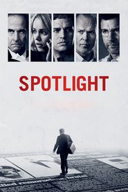 Spotlight - movie with Michael Keaton.