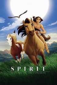 Spirit: Stallion of the Cimarron - movie with James Cromwell.