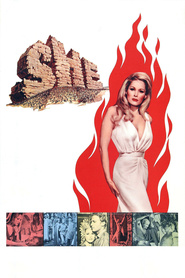 She - movie with Peter Cushing.