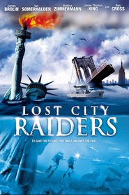 Lost City Raiders - movie with Ian Somerhalder.
