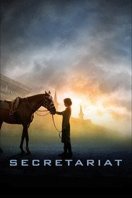 Secretariat - movie with James Cromwell.