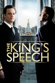 The King's Speech - movie with Timothy Spall.