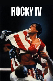 Rocky IV - movie with Sylvester Stallone.