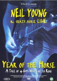 Year of the Horse - movie with Jim Jarmusch.