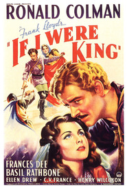 If I Were King is the best movie in Henry Wilcoxon filmography.