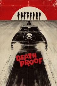 Death Proof - movie with Rosario Dawson.