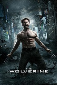 The Wolverine - movie with Hugh Jackman.