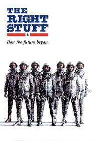 The Right Stuff - movie with Barbara Hershey.