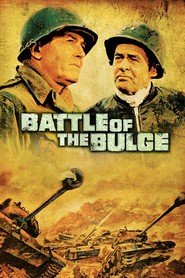 Battle of the Bulge is the best movie in Robert Ryan filmography.