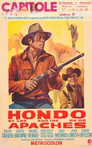 Hondo and the Apaches - movie with Michael Pate.