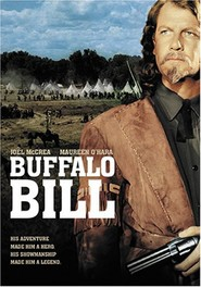 Buffalo Bill - movie with Anthony Quinn.
