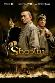 Xin shao lin si - movie with Jackie Chan.