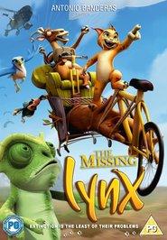 Animation movie El lince perdido.