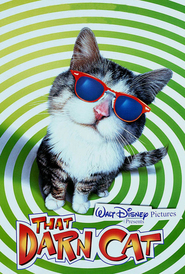 That Darn Cat - movie with Christina Ricci.