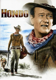 Hondo is the best movie in James Arness filmography.