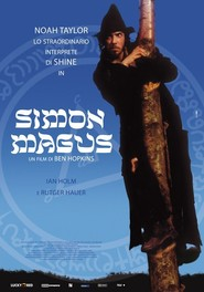 Simon Magus - movie with Rutger Hauer.