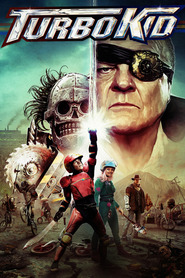 Turbo Kid - movie with Michael Ironside.