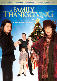 A Family Thanksgiving - movie with Gina Holden.